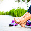 Ankle pain, foot pain, sore foot, ankle sprain