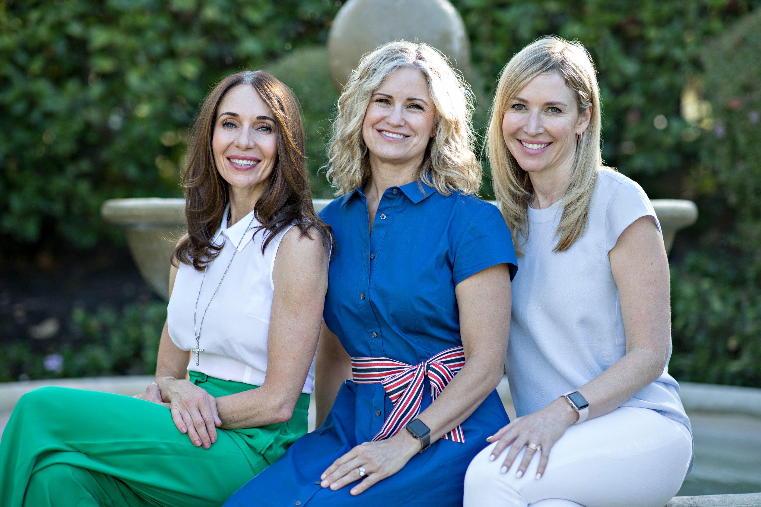 Team Remedy is Dr. Rolnik, Leasa Wood and Robin Spiegelman